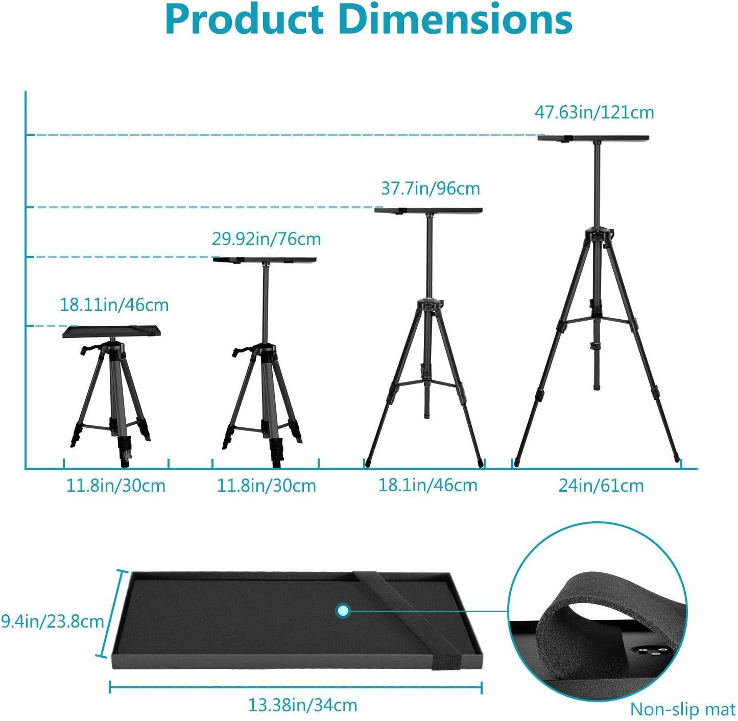 Neewer Aluminium Stativ Projektor Ständer Elektronik