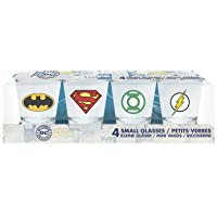 ABYstyle DC Comics – Shooters con emblemas –