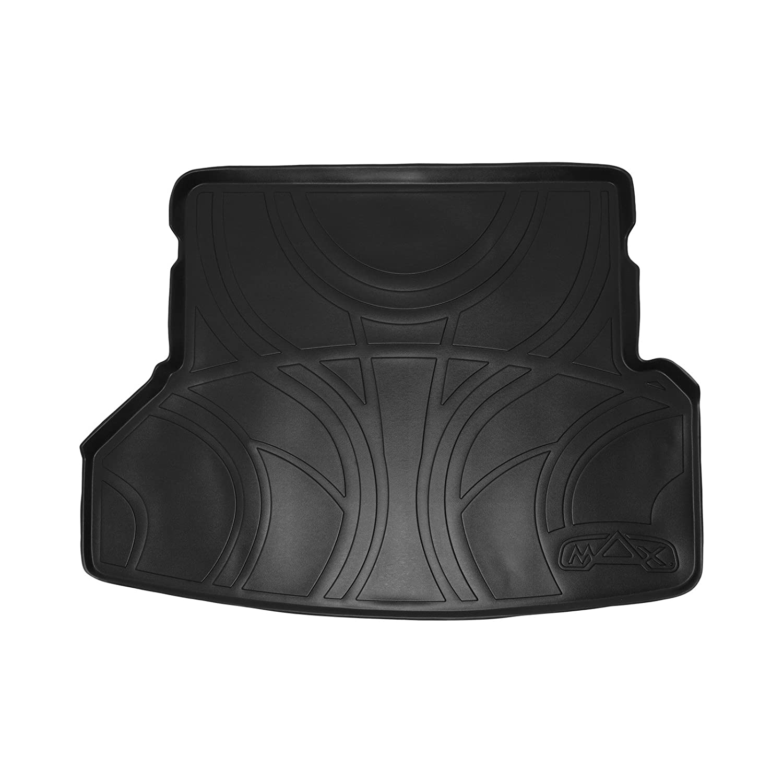 For Acura RDX 2013-2018 MaxLiner D0235 MaxTray Black Cargo Liner Behind 2nd Row