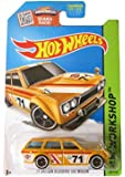 Hot Wheels 71 Datsun Bluebird 510 Wagon in Yellow! Hot New Release!