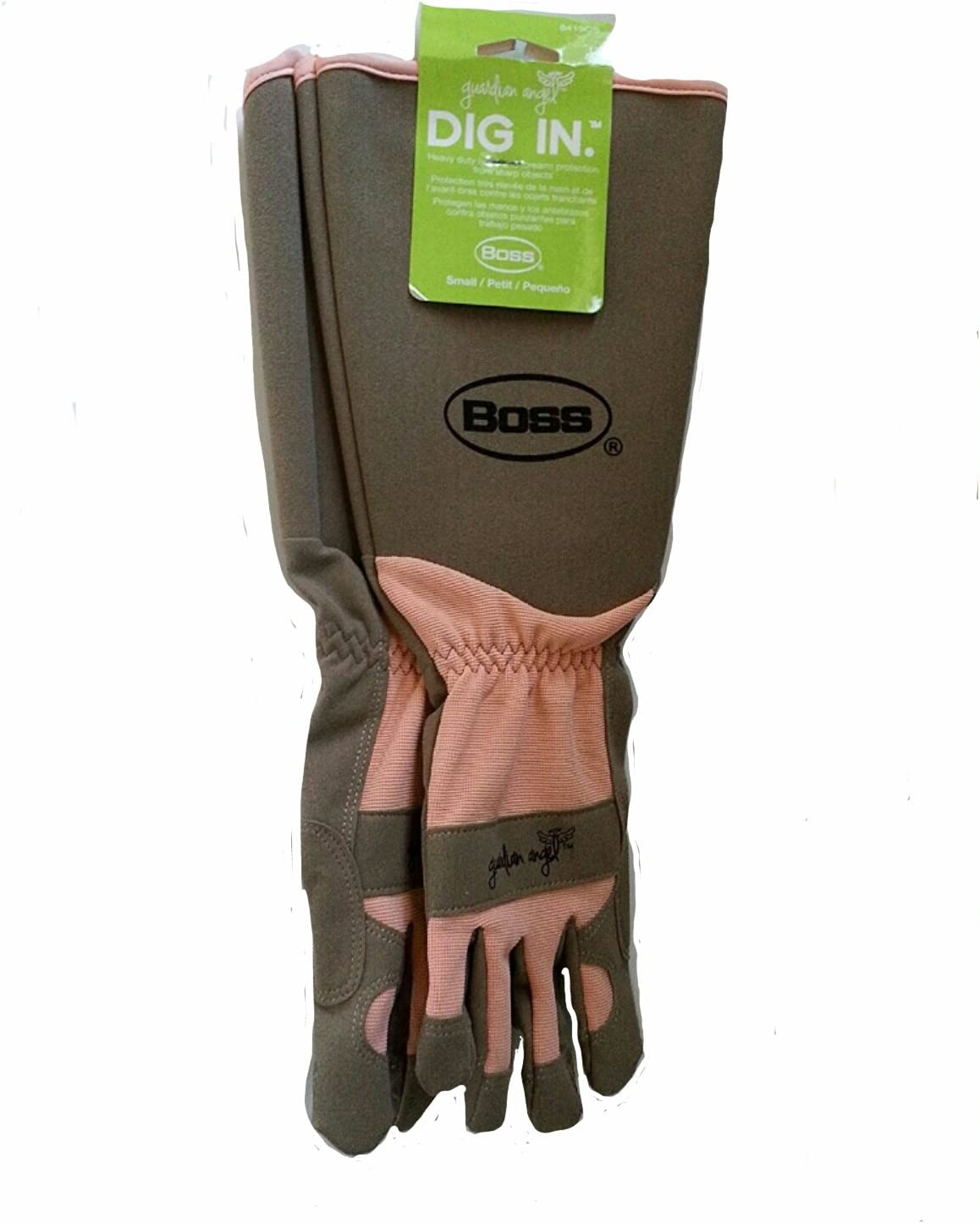 BOSS Guardian Angel Extended Sleeve Synthetic Leather
