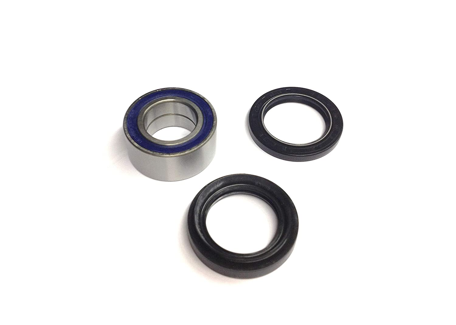 ATVPC Front Wheel Bearing Kit for Bombardier Traxter 500 1999-2001