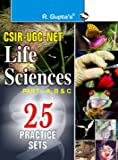 CSIR-UGC NET Life Sciences Previous Papers (Solved) and 25 Practice Sets 15th Edition price comparison at Flipkart, Amazon, Crossword, Uread, Bookadda, Landmark, Homeshop18