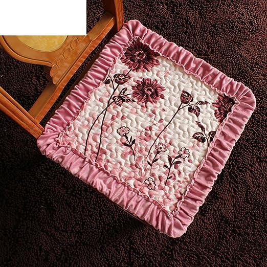 Moderno acolchado cojín silla felpa antideslizante/ colchón ...