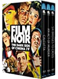 Film Noir: The Dark Side of Cinema IV [Calcutta / An Act of Murder / Six Bridges to Cross] [Blu-ray]