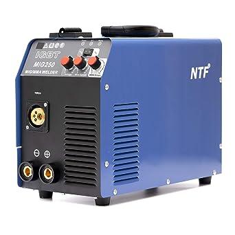 MIG gaz 250 Protection de Poste à souder inverter MIG MAG + E de main b736fb0dd3dc