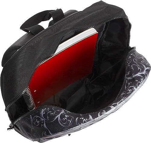 Mojo Mr. P Star Skull Backpack Black