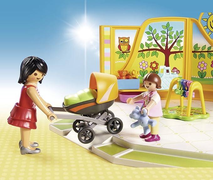 PLAYMOBIL-City Life 9079 Tienda para Bebés, A Partir de 5 años, única