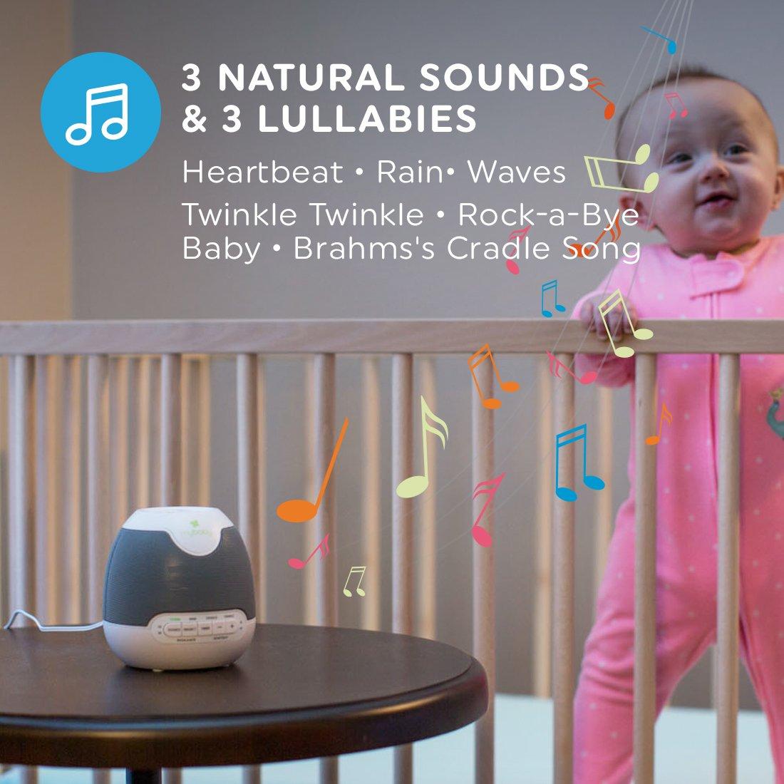 MyBaby SoundSpa Lullaby. Sonidos y proyecciones de imágenes ...