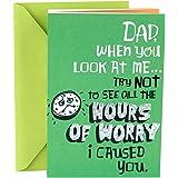 Amazon.com: Dad Farted nuevo del Día del Padre Tarjeta de ...