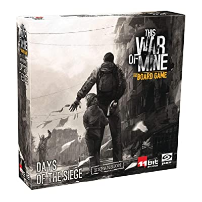 This War of Mine: Days of The Siege: Toys & Games