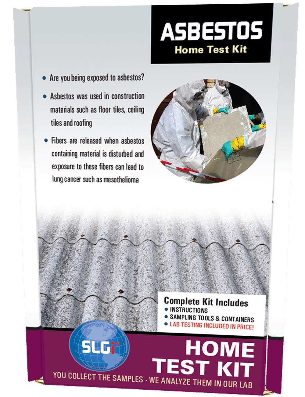 Asbestos Test Kit 1 PK (5 Bus. Days) Schneider Labs