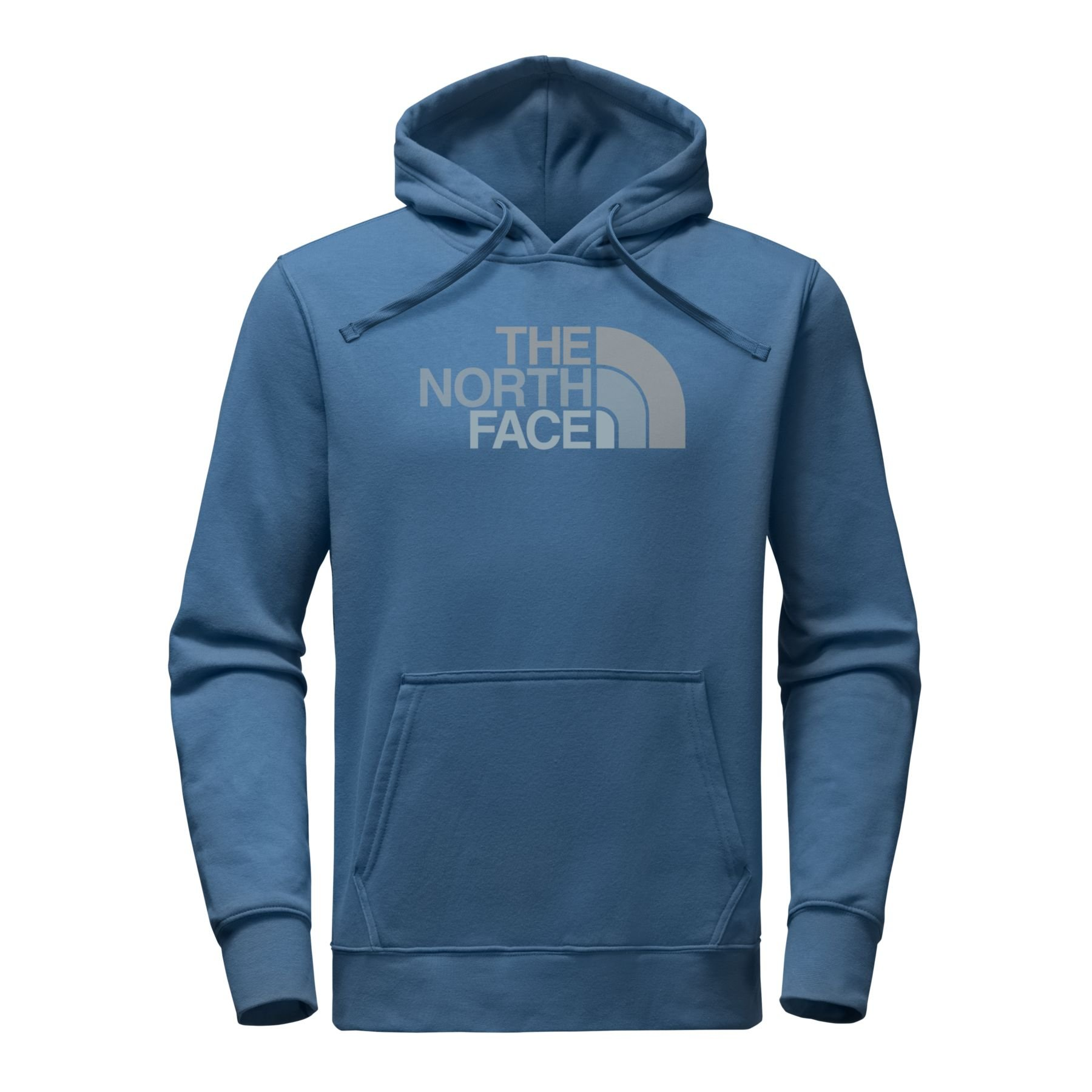 The North Face Men's Half Dome Hoodie - Brit Blue/Dusty Blue Multi - M