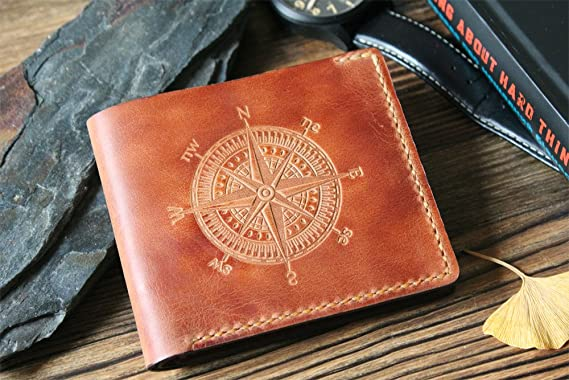 f586024f46fcc Mens wallet Leather wallet Christmas gift for men Personalized wallet  Personalizd gift for husband gift for