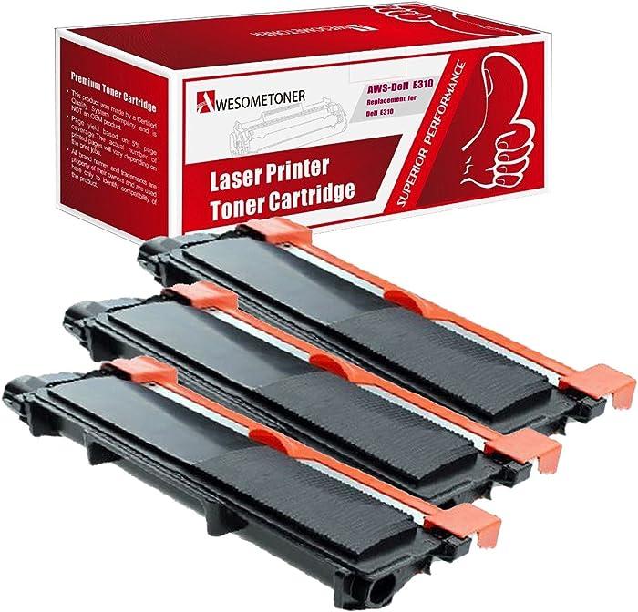 The Best Dell E310dw Printer Cartridge
