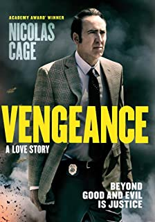 Book Cover: Vengeance: A Love Story