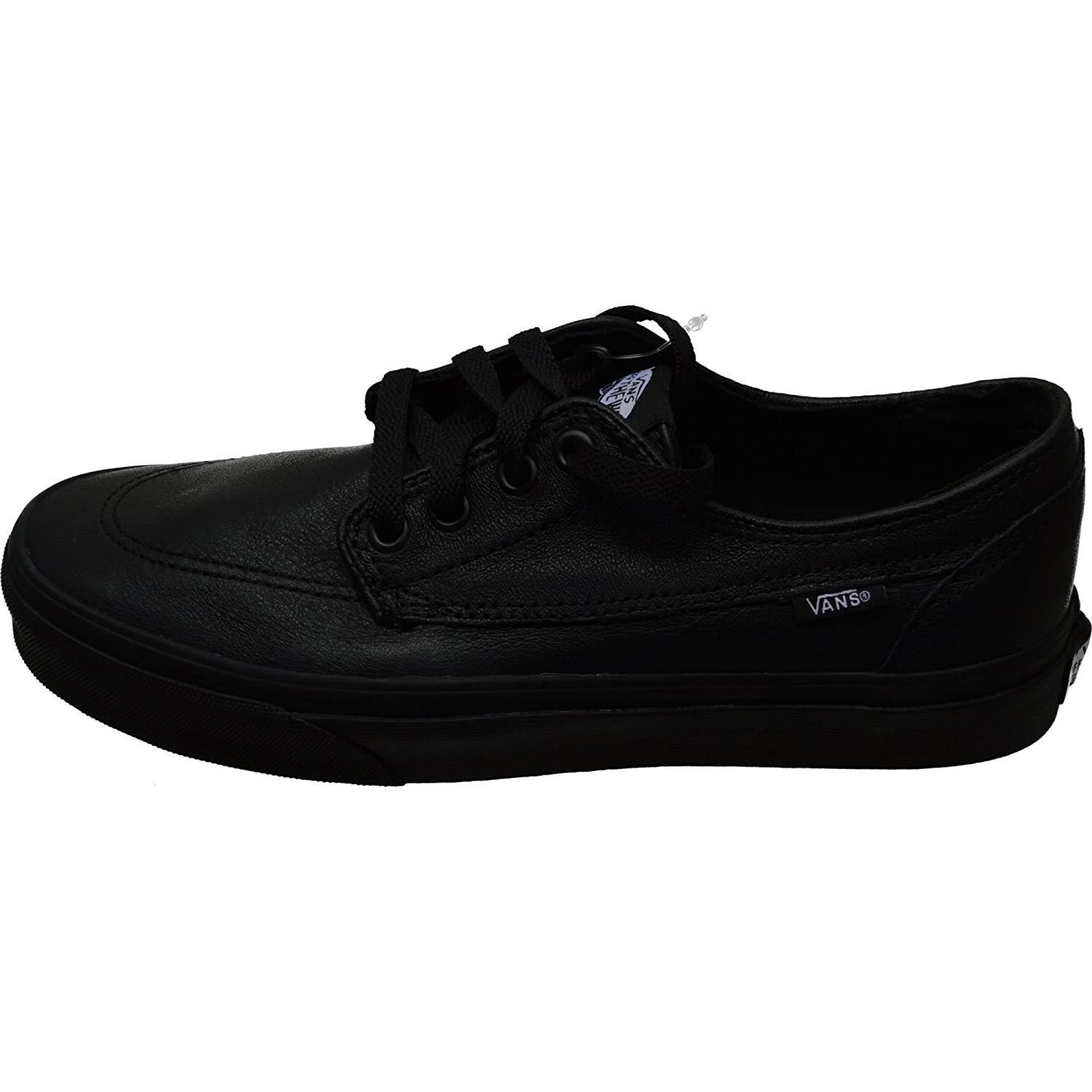 Vans BRIGATA Classics italian leather black black