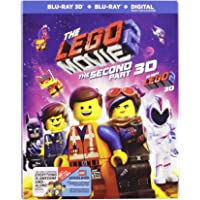 The LEGO Movie 2: The Second P (Blu-ray 3D)