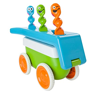 Fat Brain Toys TwissBits Wagon Active Play for Babies: Toys & Games