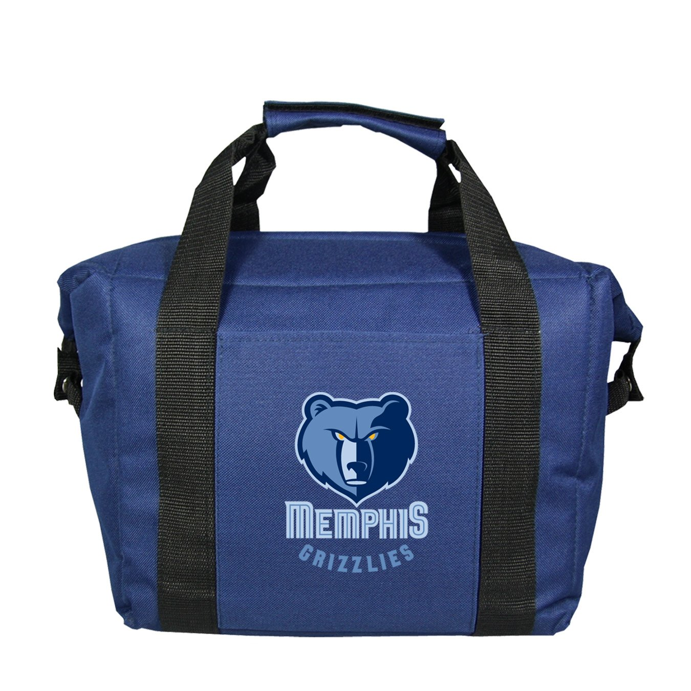 NBA Memphis Grizzlies Soft Sided Cooler Bag, Holds 12 Cans
