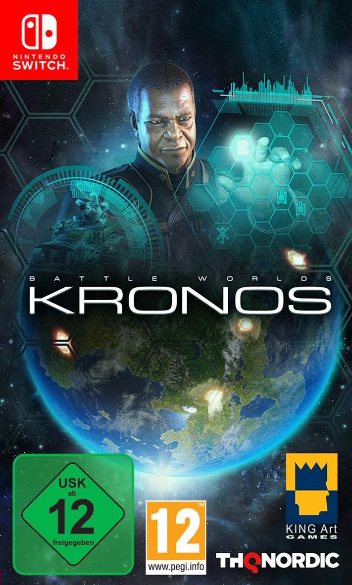 Battle Worlds Kronos (Nintendo Switch): Amazon.es: Libros