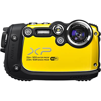 Fujifilm FinePix XP200 16MP Digital Camera with 3-Inch LCD