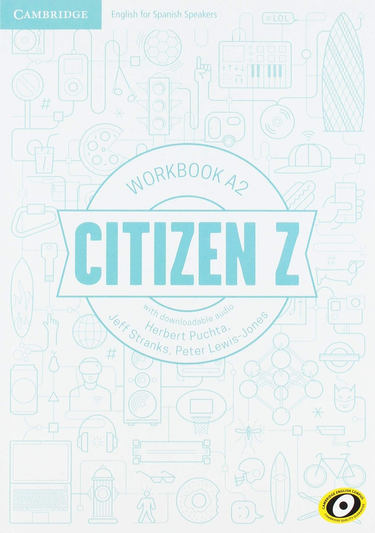 Citizen Z. Workbook with downloadable Audio. A2: Amazon.es: Puchta ...
