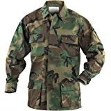 Mil-Tec BDU Combat Hemd Woodland