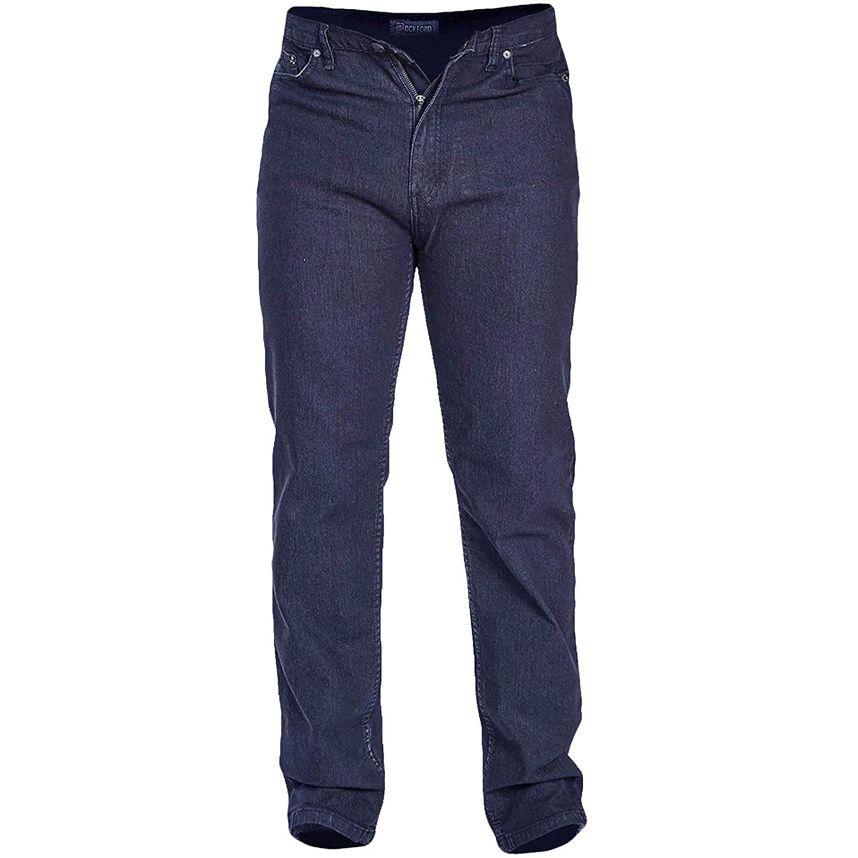 Rockford Carlos Stretch Jeans Stonewashed Blue Stonewash-60S