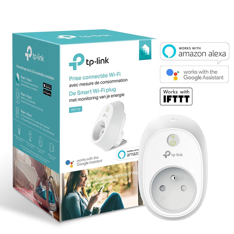 TP-LINK HS110Toma de Corriente Wi-Fi 2,4GHz