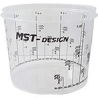 MST-Design e.K. UT-FIO4-INCH lakmengbeker 0,385L kartonnen 200 stuks