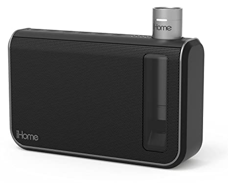 Review iHome IKN100BC Portable Rechargeable