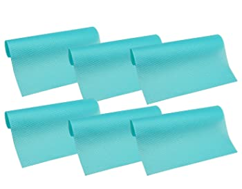 HityTech 6 Pack Refrigerator Liners