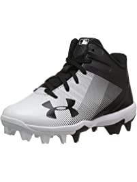 a8877721e01 Under Armour Kids  Leadoff Mid Jr. Rm Baseball Shoe