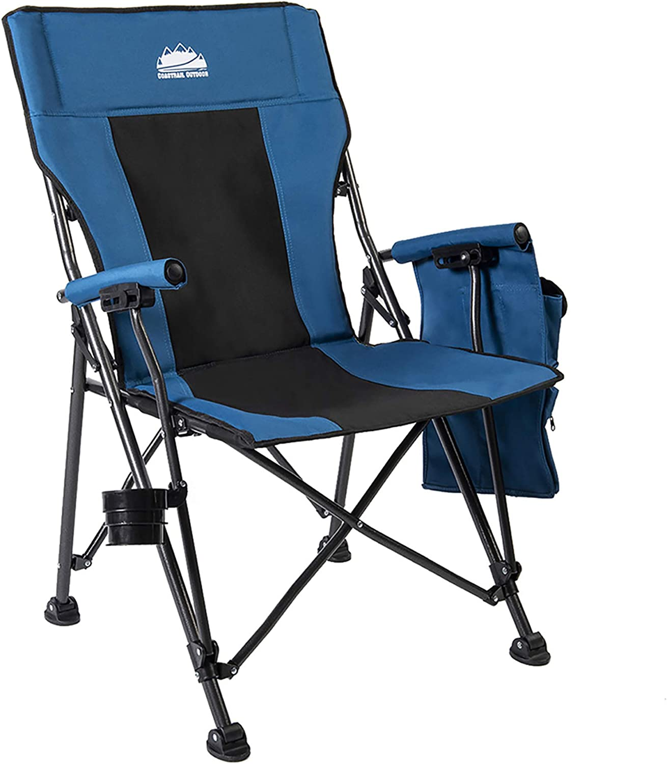FHJZXDGHNXFGH Modern Ultralight Heavy Duty Folding Chair Seat For Outdoor Camping Fishing Picnic Beach Activities With Bag