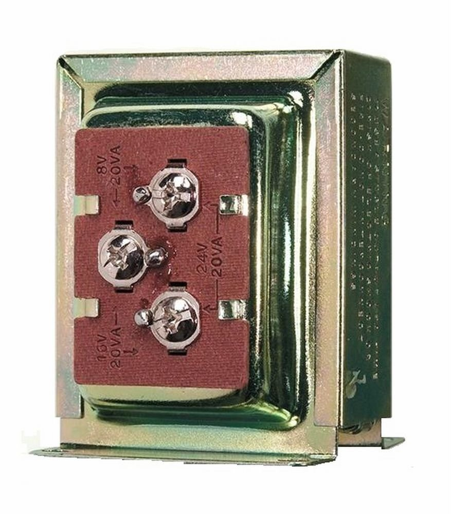 71StsCZwSLL._SL1000_ nutone c909 tri volt transformer for door chime doorbell edwards transformer 599 wiring diagram at creativeand.co