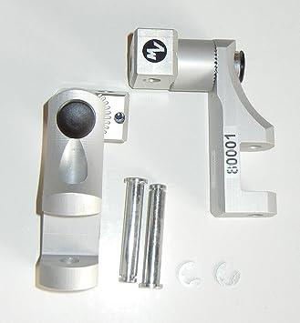 Verholen BMW R1200RT Passenger Adjustable Footpeg Lowering Kit VER
