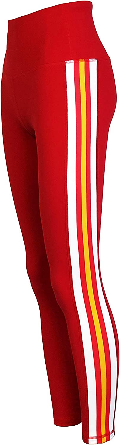 Arrow Limited price Dynamic Full Length Surprise price Pant Red Leggings Yoga