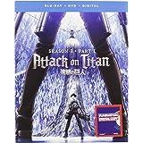 Attack on Titan: Season 3 - Part I - Blu-ray + DVD + Digital