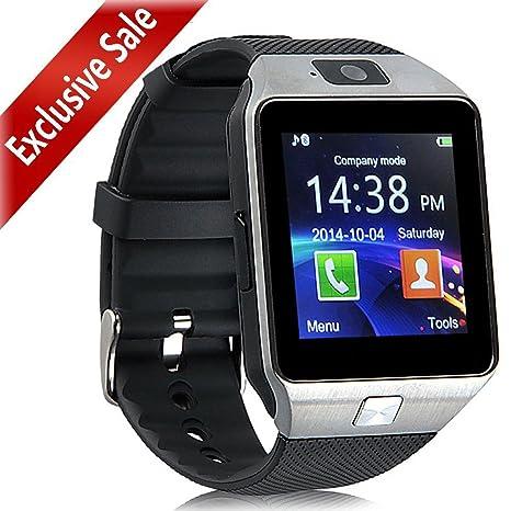 Padgene Bluetooth 4,0 reloj inteligente reloj U8 UWatch para Smartphones Android Samsung S2/