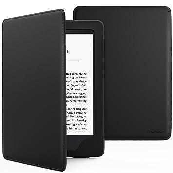 MoKo Kindle Paperwhite - Funda PU cuero para libro electrónico ...