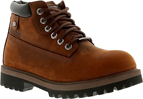 Expulsar a fantasma rigidez  Skechers Men's Sergeants-Verdict-4442 Warm Lining Chelsea Boots:  Amazon.co.uk: Shoes & Bags
