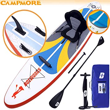Campmore Stand up Paddle Board Sup Paleta de Kayak Ajustable ...