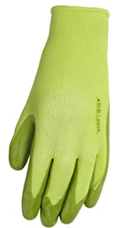 Facility Maintenance & Safety Boss Manufacturing 8444s 656729 Guardian Angel Dotted Nitrile Palm Knit Wrist As