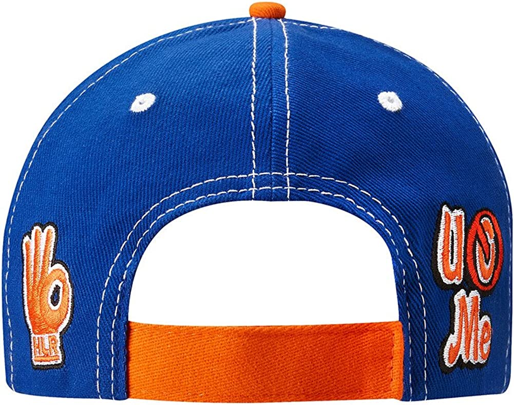 Official WWE Authentic John Cena Respect Earn It Costume T-Shirt Baseball Hat Headband Wristbands Boys Juvy