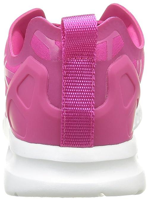 newest 9faa2 b8b48 Adidas ZX Flux Smooth, Scarpe da Ginnastica Donna Amazon.it Scarpe e borse