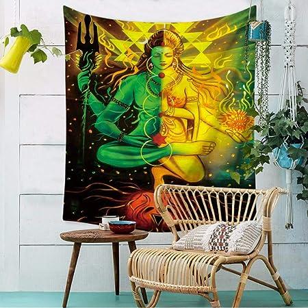 Tapices Decorativos Buda de Yoga Grande tapicería Manta de ...