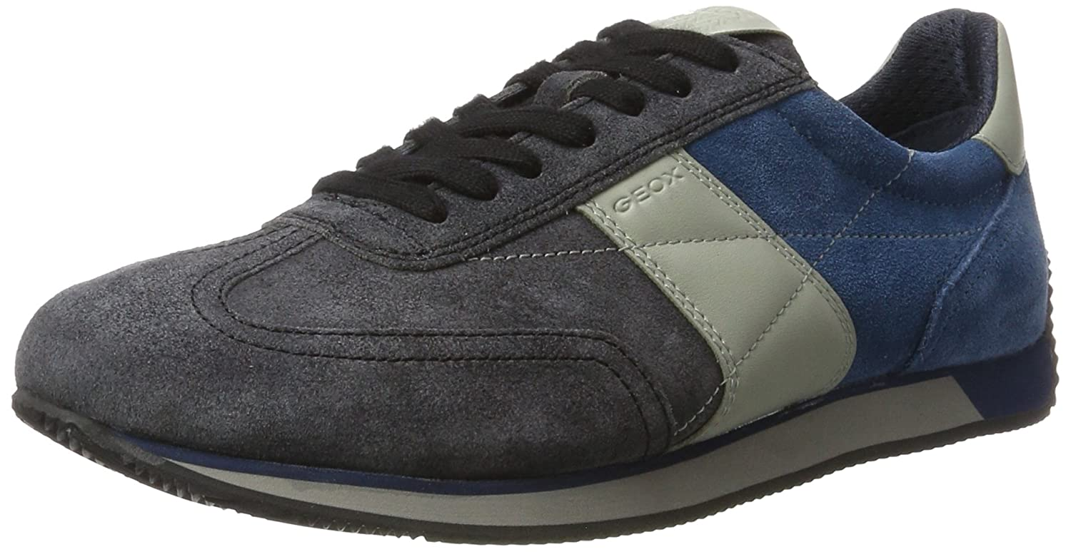 Geox U VINTO B, Herren Low-Top Turnschuhe