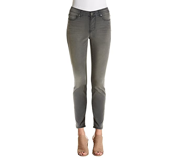Amazon.com: Relatividad Skinny Jeans, 18, Gris: Clothing