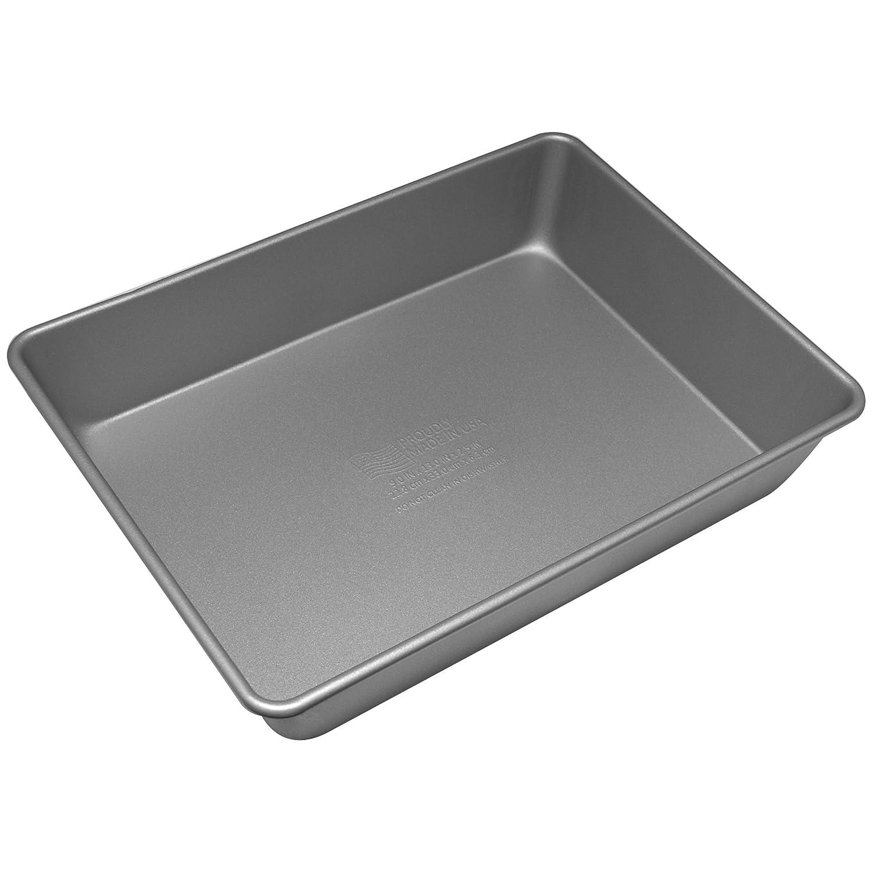 Signature Commercial Grade Non-Stick Bake & Roast Pan, Gray OvenStuff SG118